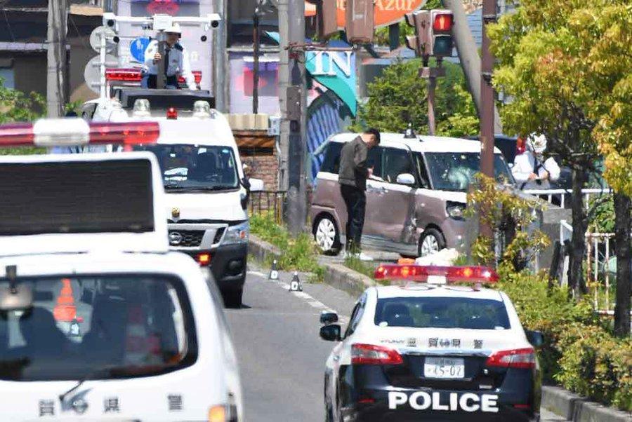 滋賀・大津|保育園児の列に車が突っ込む|2人死亡、13人がはねられ怪我